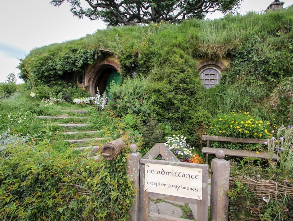 Visit Hobbiton  Matamata  New Zealand