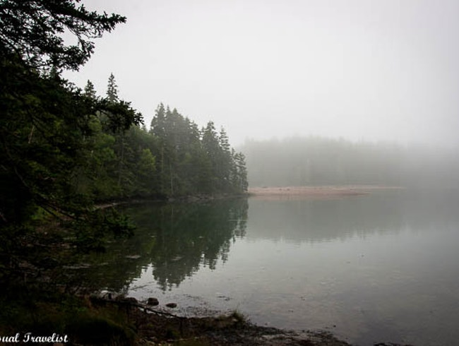 Finding Solitude in Acadia National Park
