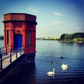 Sywell Reservoir Ecton  United Kingdom