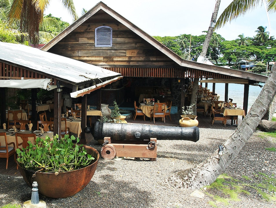 The Coal Pot Restaurant Castries  Saint Lucia
