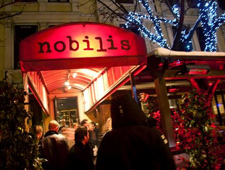 A Touch of Class at Nobilis