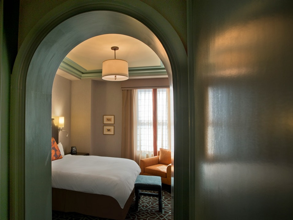 Stay at the Historic Hotel Icon