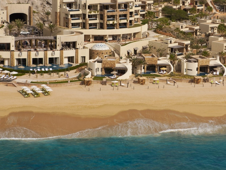 The Resort at Pedregal Cabo San Lucas  Mexico