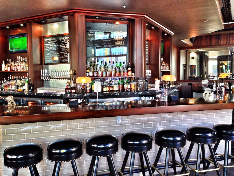 Blending Modern and Vintage at The Stave Bar Long Beach California United States