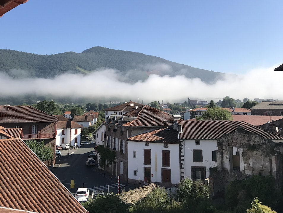 Gourmet dining and a wonderful stay in the Pyrenees