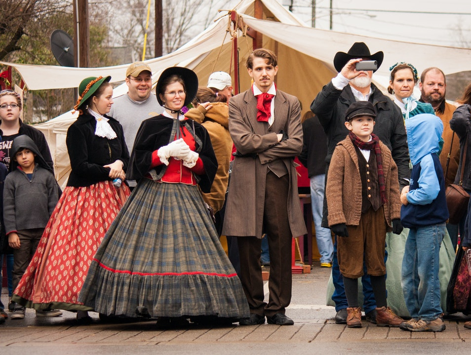 A Dickens of a Christmas Franklin Tennessee United States
