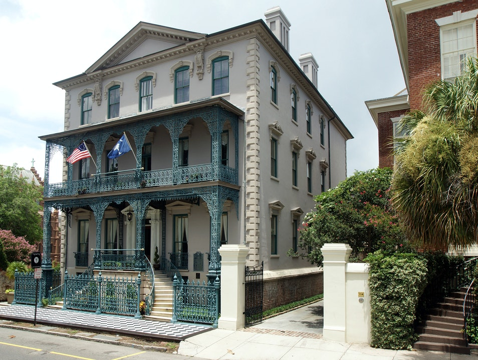 The John Rutledge House Inn Charleston South Carolina United States