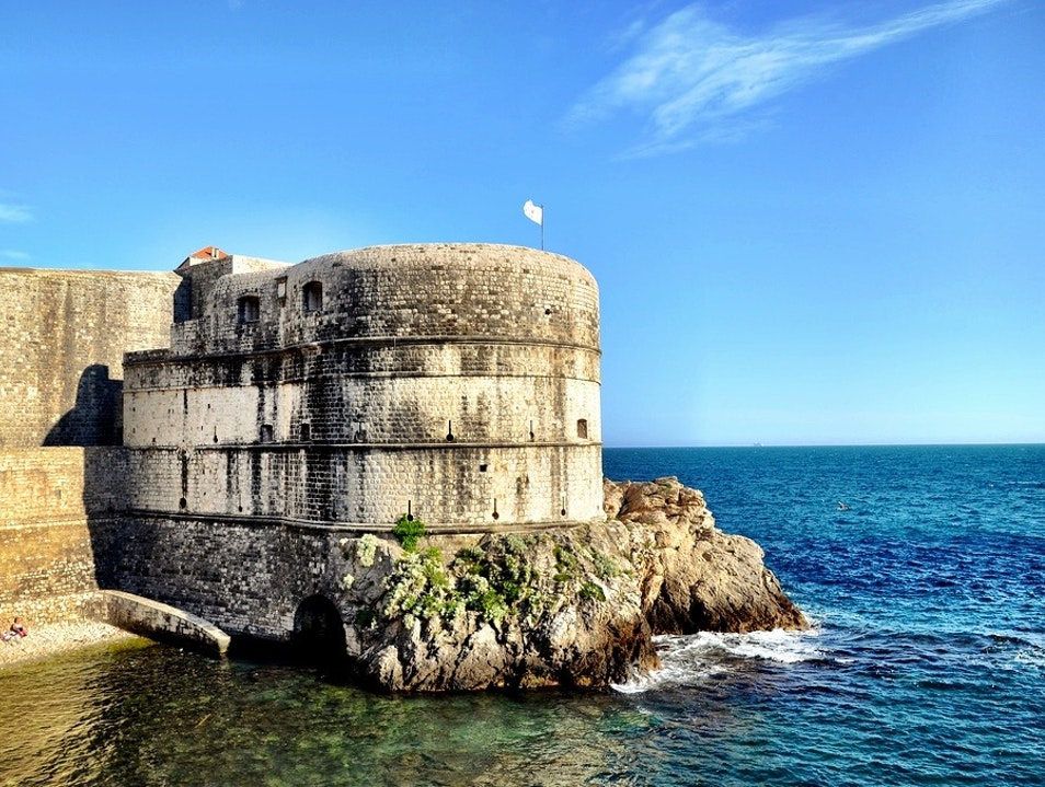 Tracing the Game of Thrones in Croatia Dubrovnik  Croatia