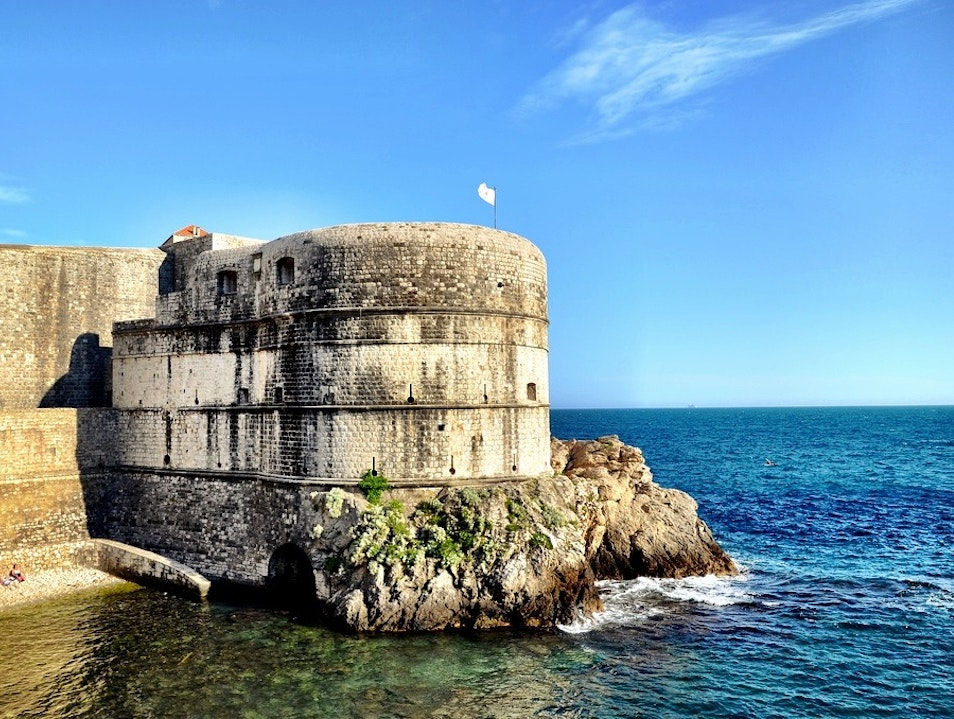 Tracing the Game of Thrones in Croatia
