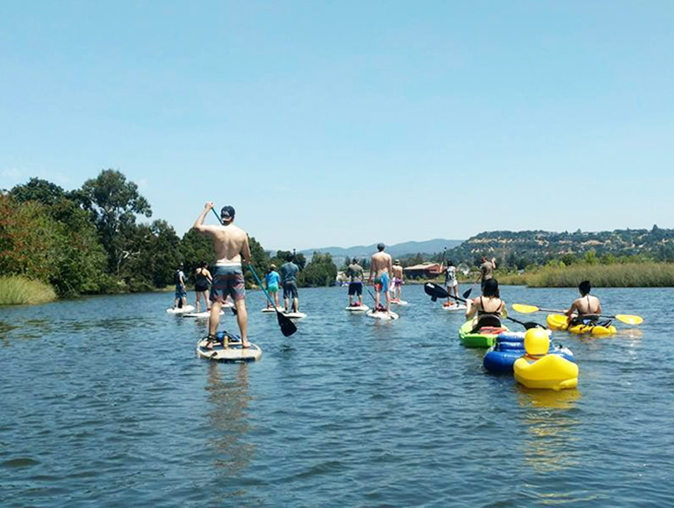 Get out on the River Napa California United States
