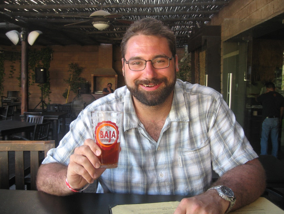 Baja Brewing Co. San José del Cabo  Mexico
