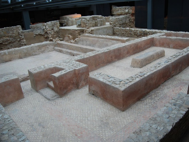 Learn about Valencia's Roman, Visigoth and Arabic history underground