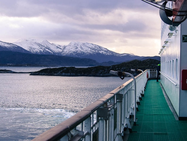Cruise through Norway's Fjords
