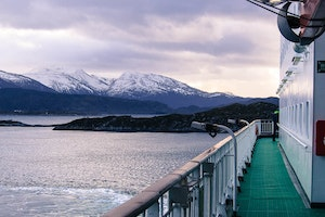 Cruising the Fjords