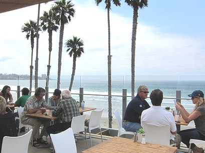Caroline's Seaside Cafe San Diego California United States
