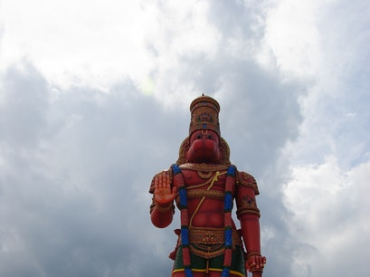 Hanuman Temple Brickfield  Trinidad and Tobago