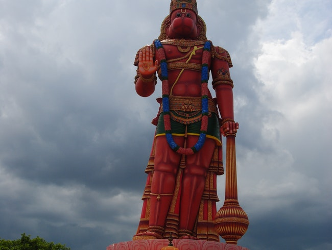 Trinidad's Hanuman Temple: the Largest Outside India