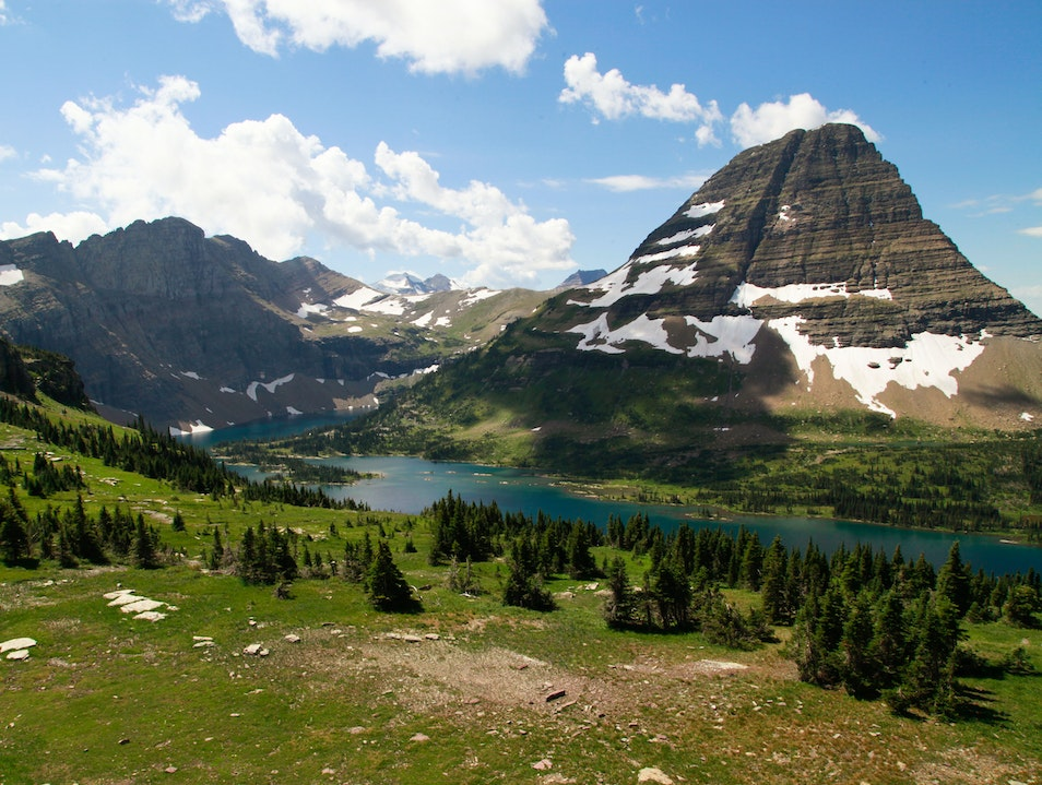 Uncovering Hidden Lake
