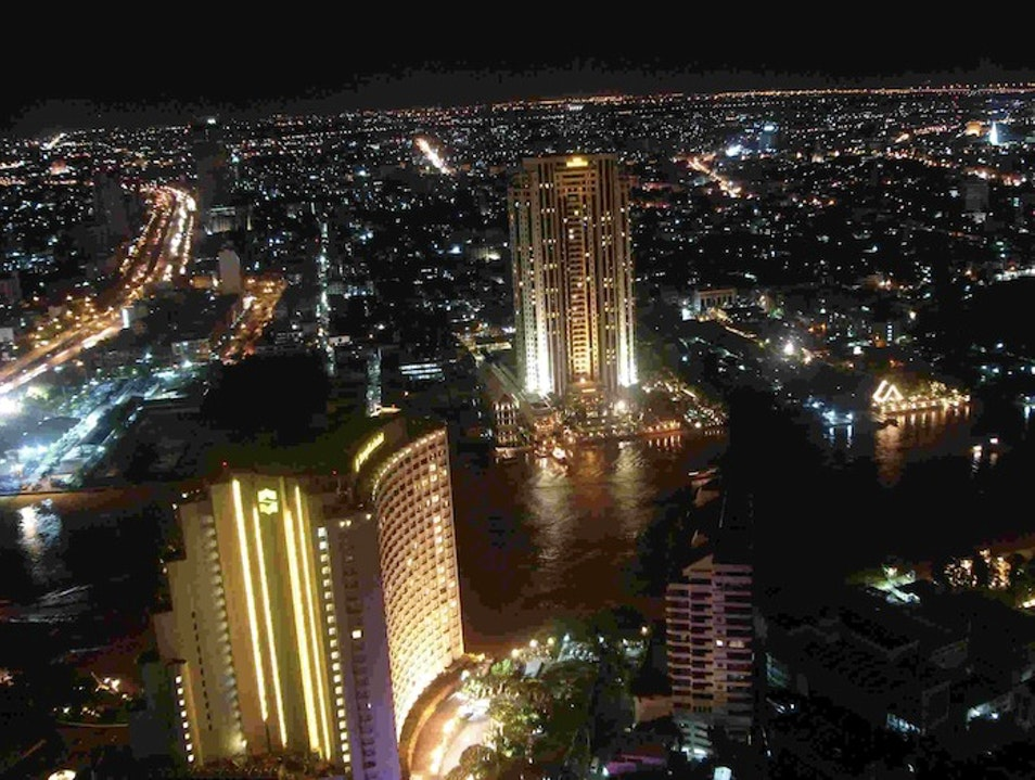 Bangkok by Night Bang Sai  Thailand
