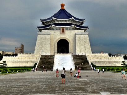 National Taiwan Democracy Memorial Hall Zhongzheng District  Taiwan