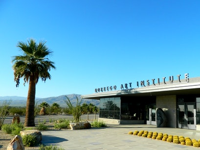 Borrego Art Institute Borrego Springs California United States