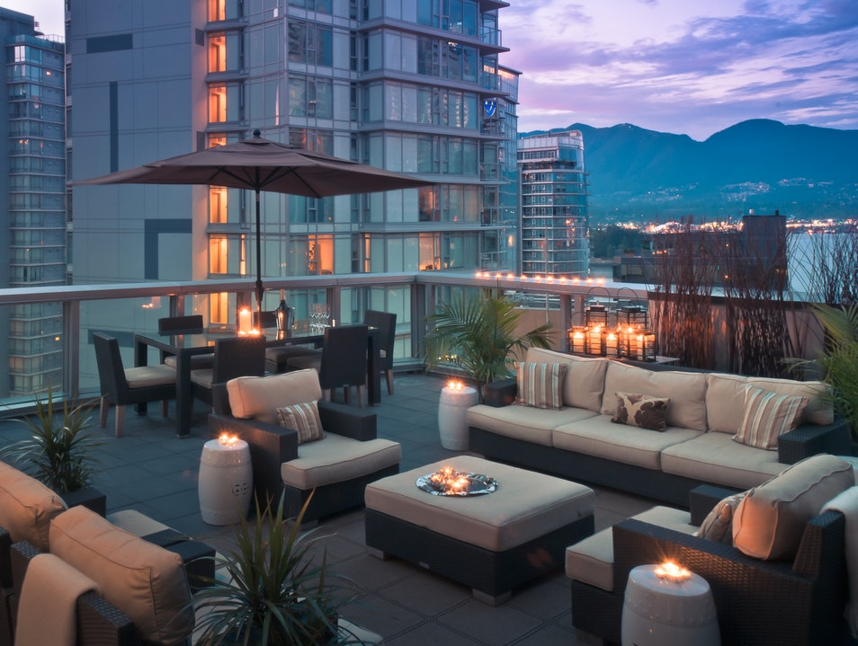 The Loden Vancouver  Canada