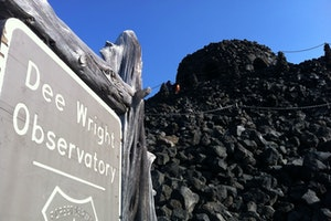 Dee Wright Observatory