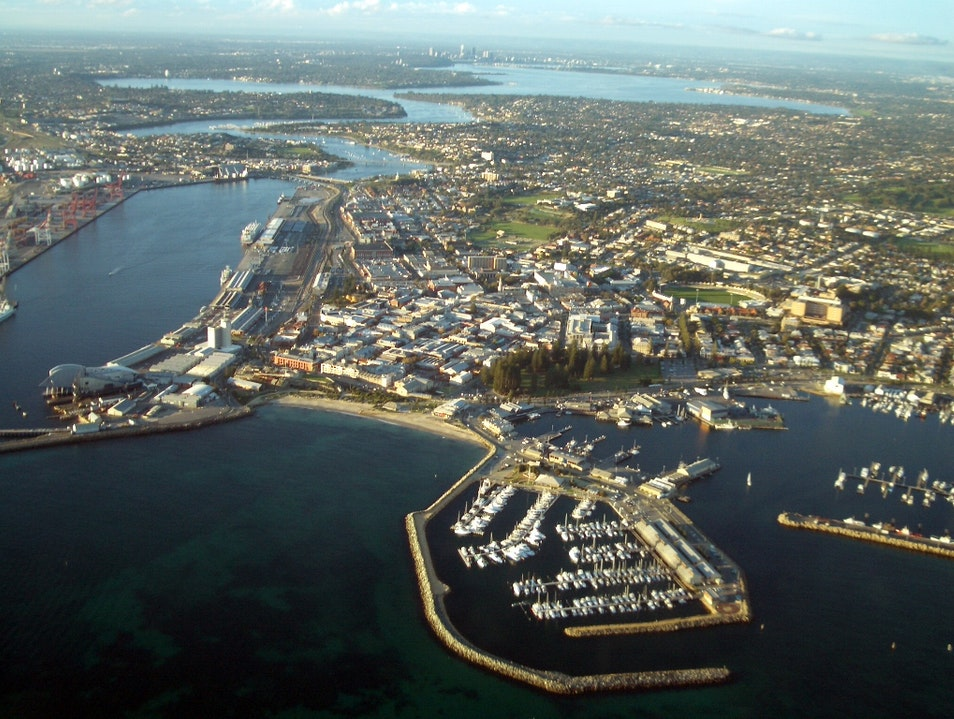 Escape to Fremantle for Seafood and a Jail Tour Fremantle  Australia