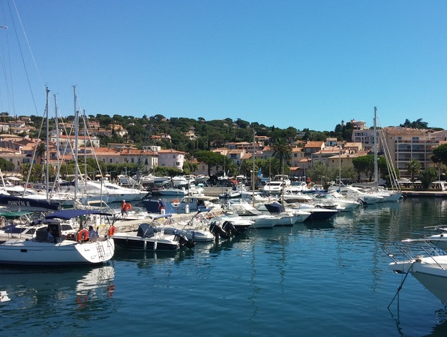 Ferry to Saint-Tropez