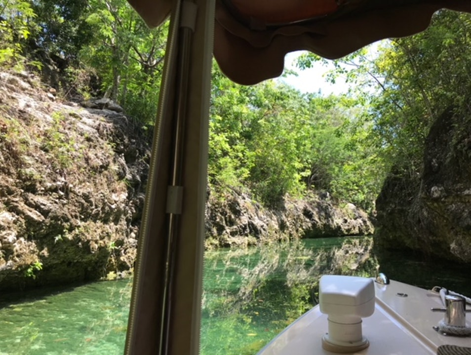 Don't Miss the Eco Tour Boat Ride at Banyan Tree Mayakoba Solidaridad  Mexico