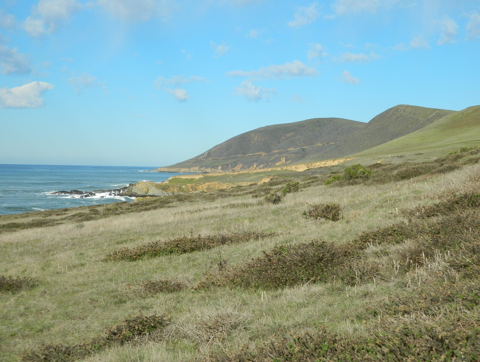One of California's newer State Parks San Luis Obispo California United States
