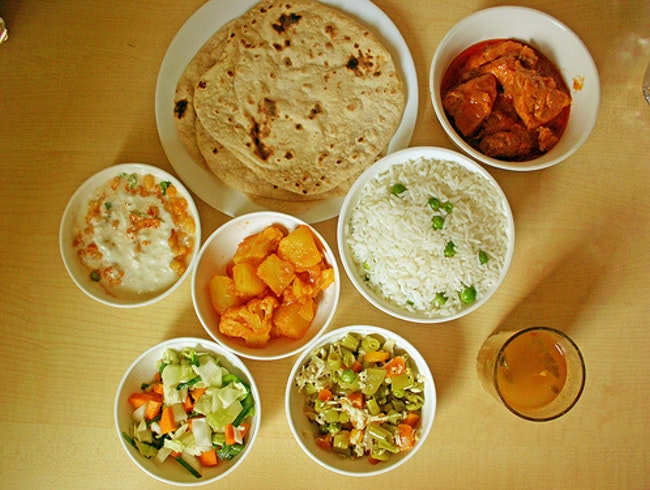 Flavorful Indian Cuisine
