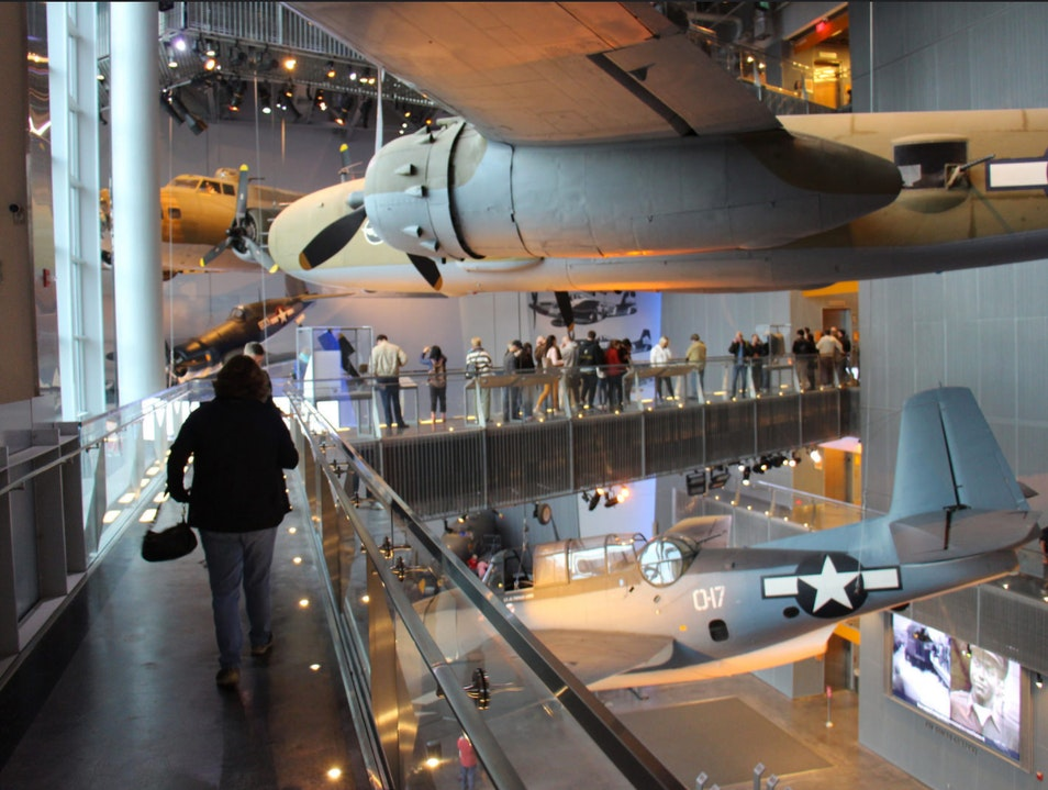 Spend D-Day at the National WWII Museum  New Orleans Louisiana United States