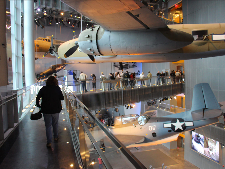 Spend D-Day at the National WWII Museum