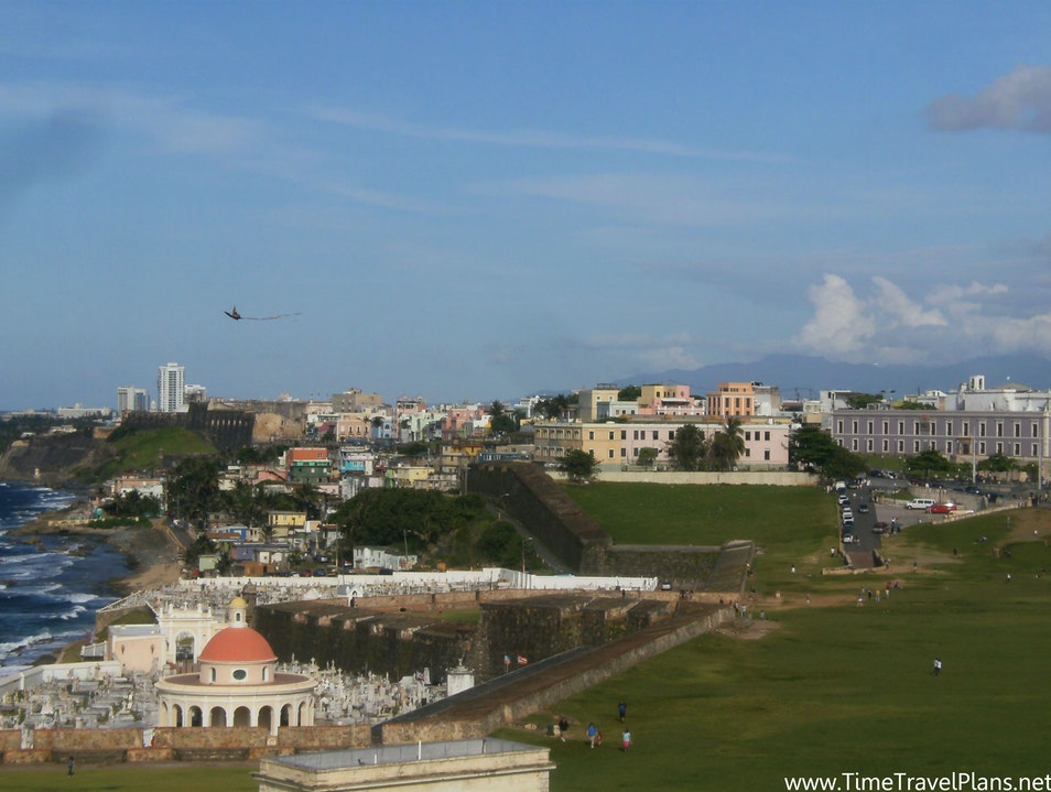The Perfect Day in Old San Juan San Juan  Puerto Rico
