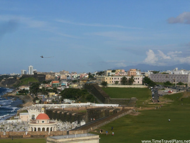 The Perfect Day in Old San Juan