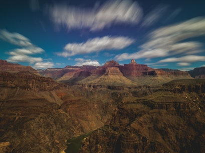 Plateau Point North Rim Arizona United States