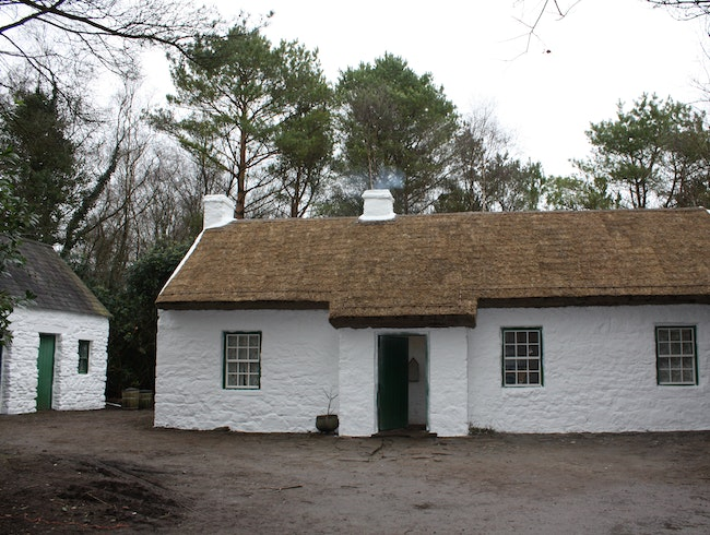 The Ulster American Folk Park