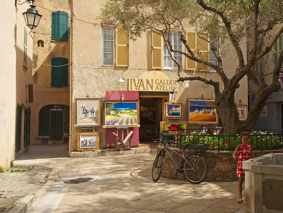 St.-Tropez Old Town