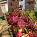 Makiki Farmers Market at St. Clement's Honolulu Hawaii United States