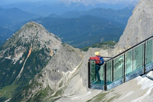 Dachstein Glacier World