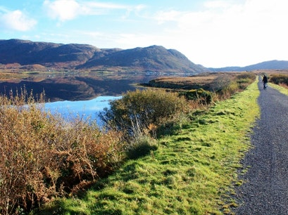 Great Western Greenway   Ireland