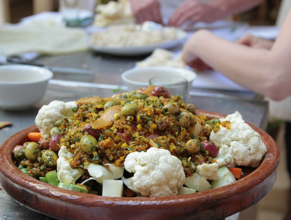 Get Cooking in Marrakech Marrakech  Morocco
