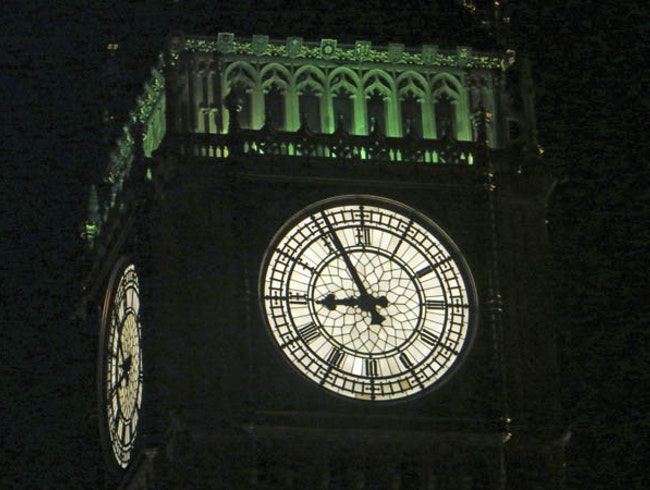 Big Ben - I Mean the Clock Tower - I Mean Elizabeth Tower