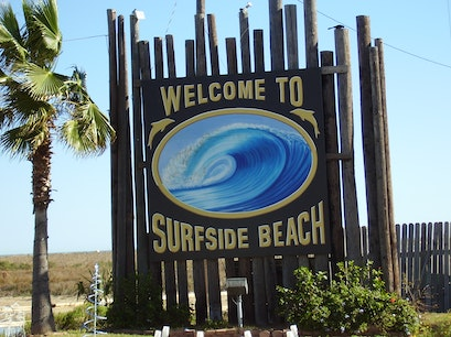 Surfside Freeport Texas United States