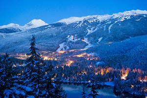 The Somewhat Unexpected Active Adventures of Whistler, B.C.