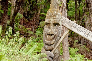 Sculpture Trail at Lochmara Bay