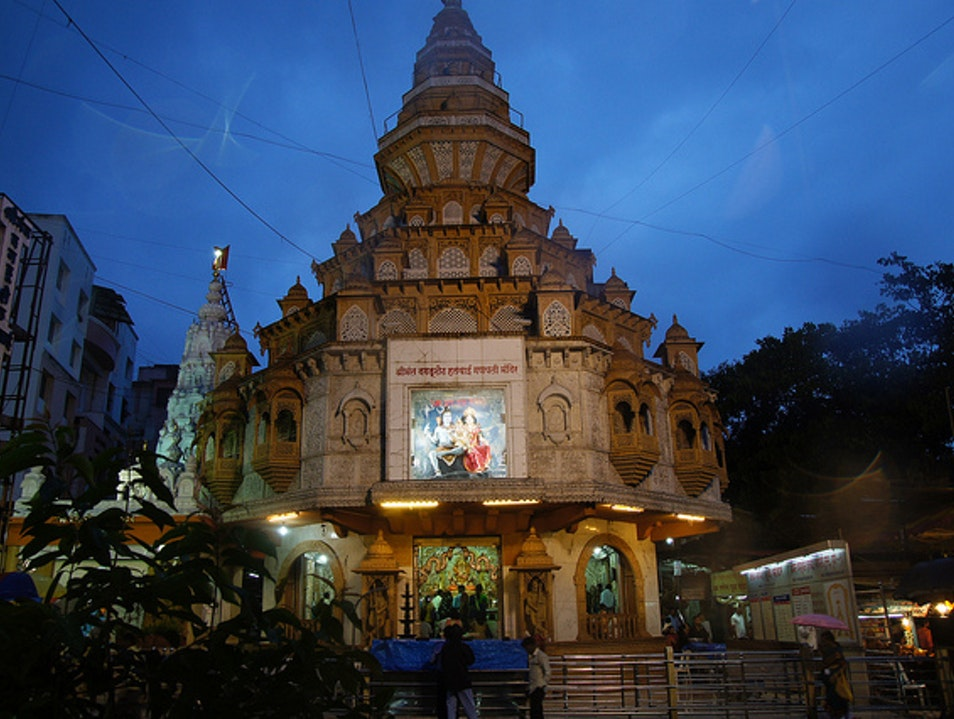 Visit Pune's Most Popular Temple Pune  India