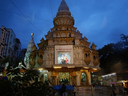 Shreemant Dagdusheth Halwai Ganapati Temple Pune  India