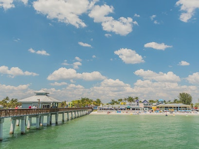 Fort Myers Beach Fort Myers Beach Florida United States